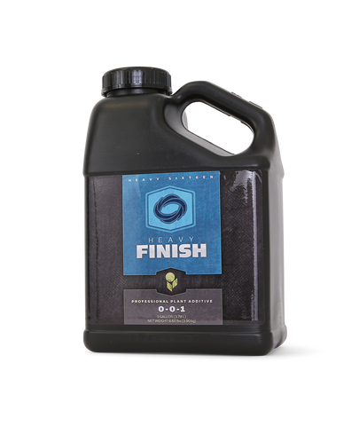 Heavy 16 Finish Gallon (4L), 4/cs