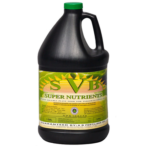 Super Nutrients SVB Gallon
