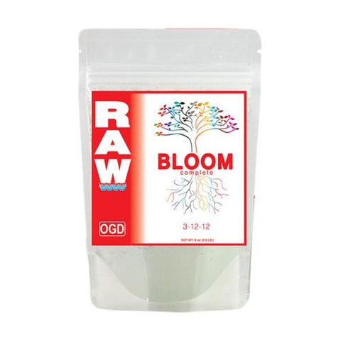 Raw Bloom 2 lb (3/Cs)
