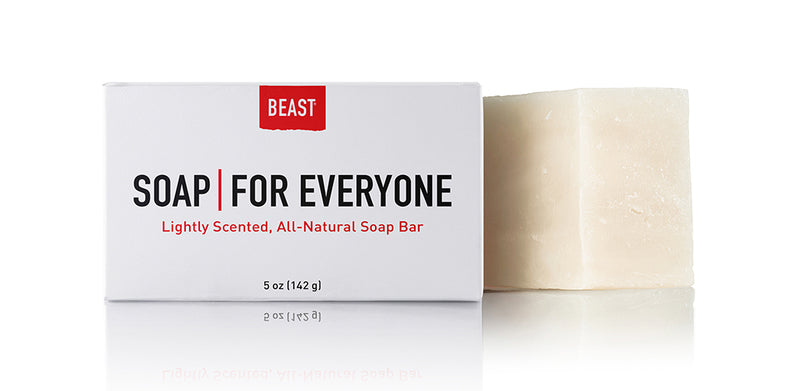 A Giant Step for Soapkind: New Bar Soap for Everyone