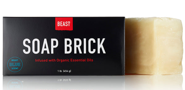 This Year, Be the Soap Guy. 100% Natural Soap.