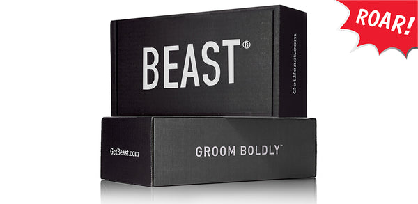 Keep the Beast in Beastmas with a Roaring Gift Box