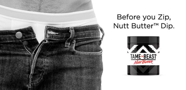 Introducing Nutt Butter™ by TAME the BEAST®
