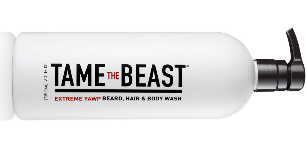 Extreme Yawp All-in-One Men's Body Wash by TAME the BEAST