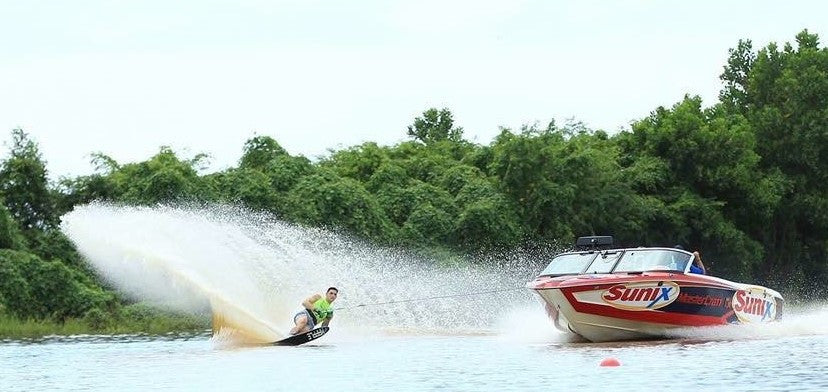 Beast of the Week: Water Skier Joaquin Angulo