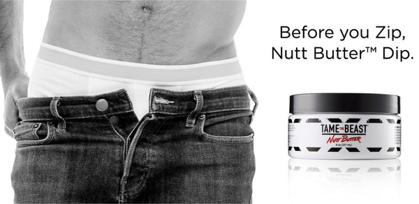Nutt Butter™ Lotions for Men by Tame the Beast® on Amazon