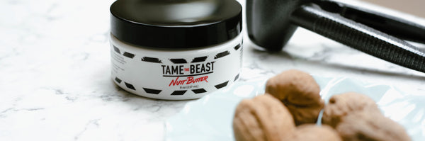 Nutt Butter™ by TAME the BEAST® - Before you zip, Nutt Butter™ dip.