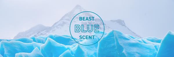 Beast Blue by Tame the Beast is The Scent You Can Feel
