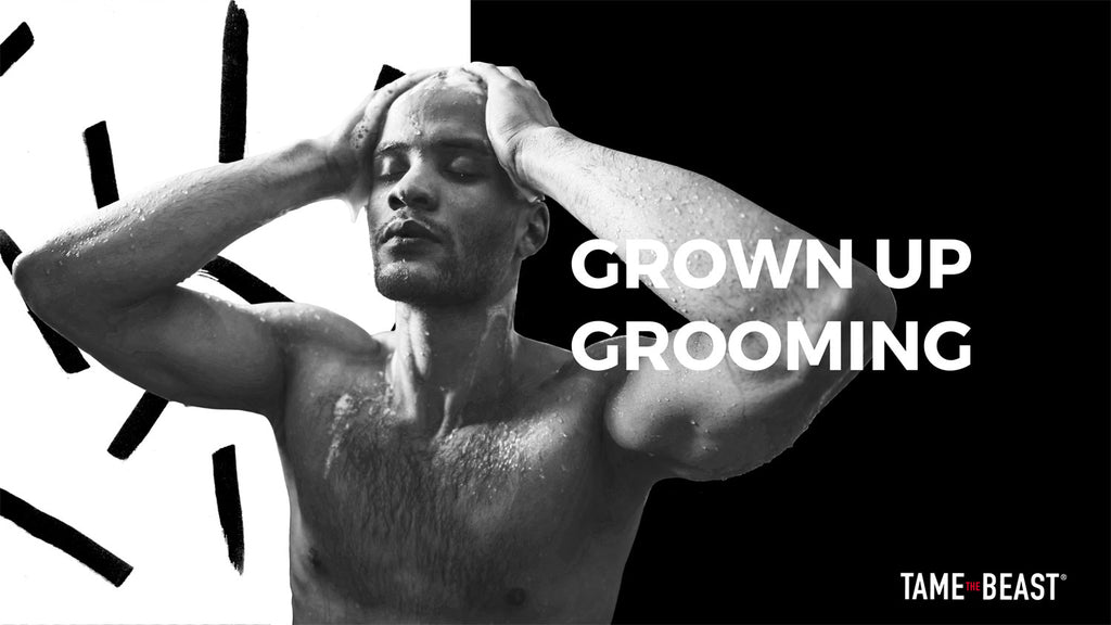 Gronwup Grooming for Men