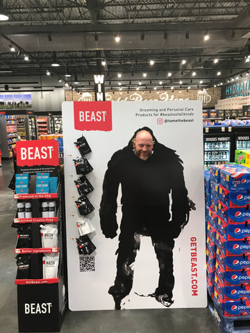 Beast is now at Rouses