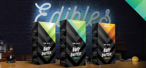 Nutt Butter Edibles All Natural Organic Aloe Skin Care Lotions for Men's Balls