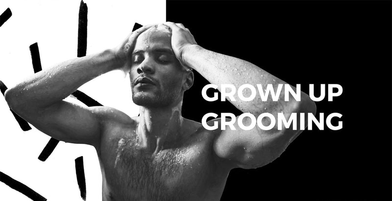 Grown Up Grooming by Tame the Beast