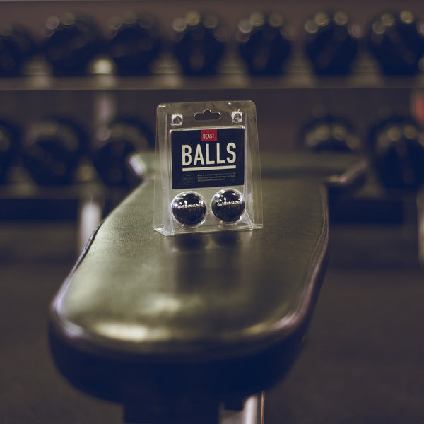 Beast Balls Deodorizing Balls for Shoes Cars Closets Offices Gym Bags