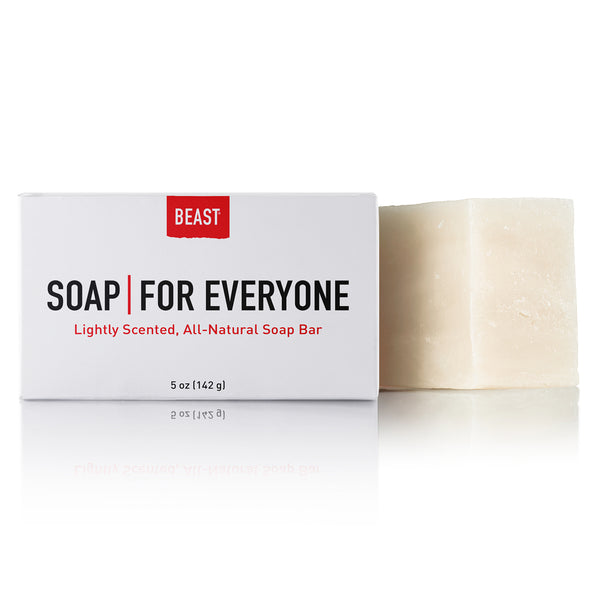 Beast Bar Soap for Everyone