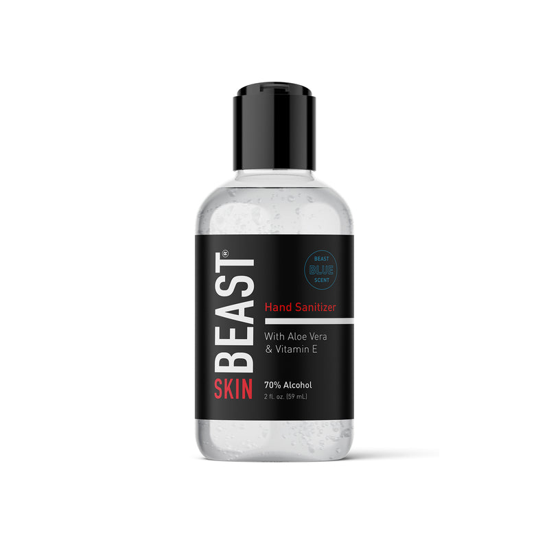 Beast Hand Sanitizer with Aloe Vera and Vitamin E