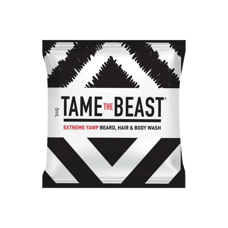 Tame the Beast Extreme Yawp Wash Samples 5ml