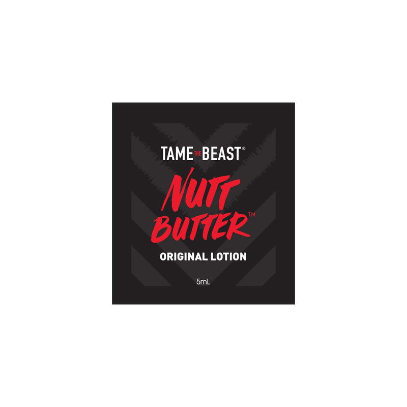 Tame the Beast Nutt Butter Original Lotion Sample 5ml