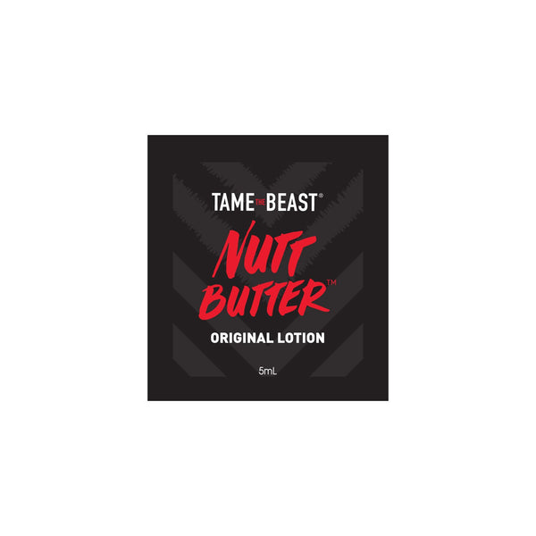 Tame the Beast Nutt Butter Original Lotion Samples