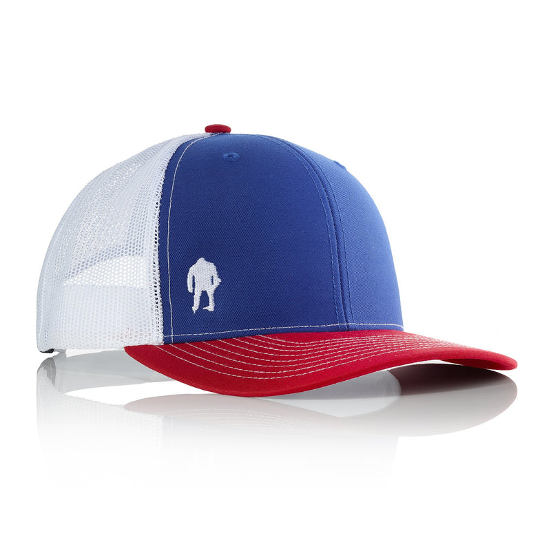 Red White Blue Beast Hat