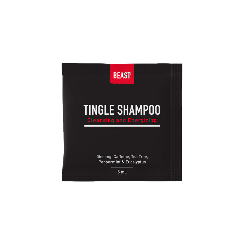 Beast Tingle Shampoo Samples 5mL