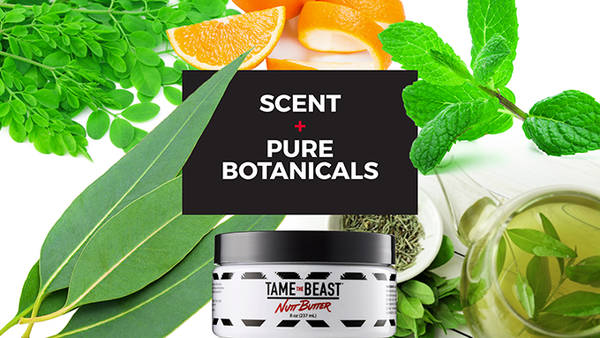 Nutt Butter Scent and Pure Botanicals