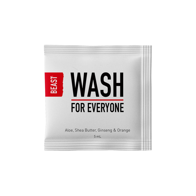 Beast Body Wash for Everyone Sample 5ml