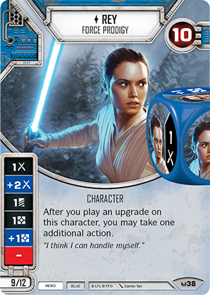 Star Wars: Destiny Analysis, Part 3: Heroes