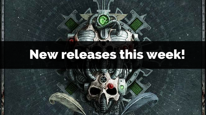 This Week's New Releases (27/11/17)