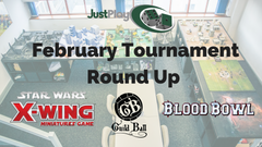 February Tournament Round Up