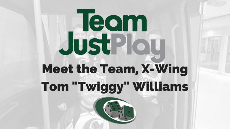 "Meet the Team, X-Wing Tom ""Twiggy"" Williams"