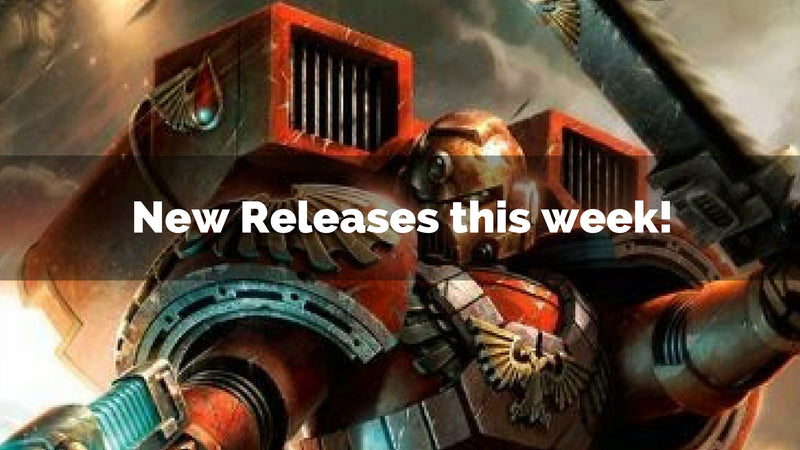 This week's new releases (4/12/17)