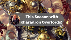 This Season with Kharadron Overlords!