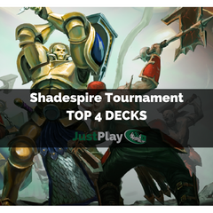 Shadespire Tournament: Top 4!