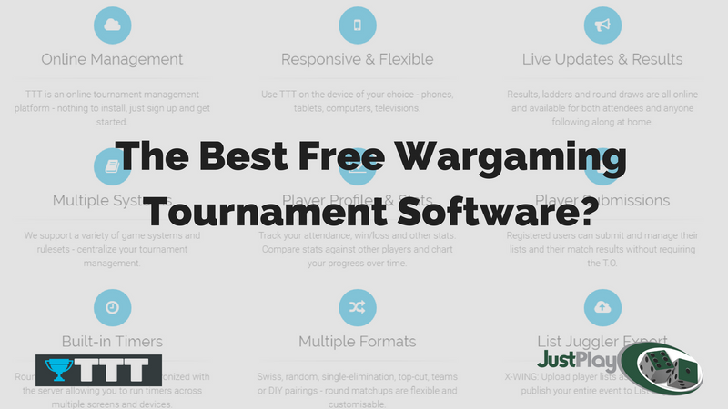 The Best Tournament Software? Age of Sigmar and More!