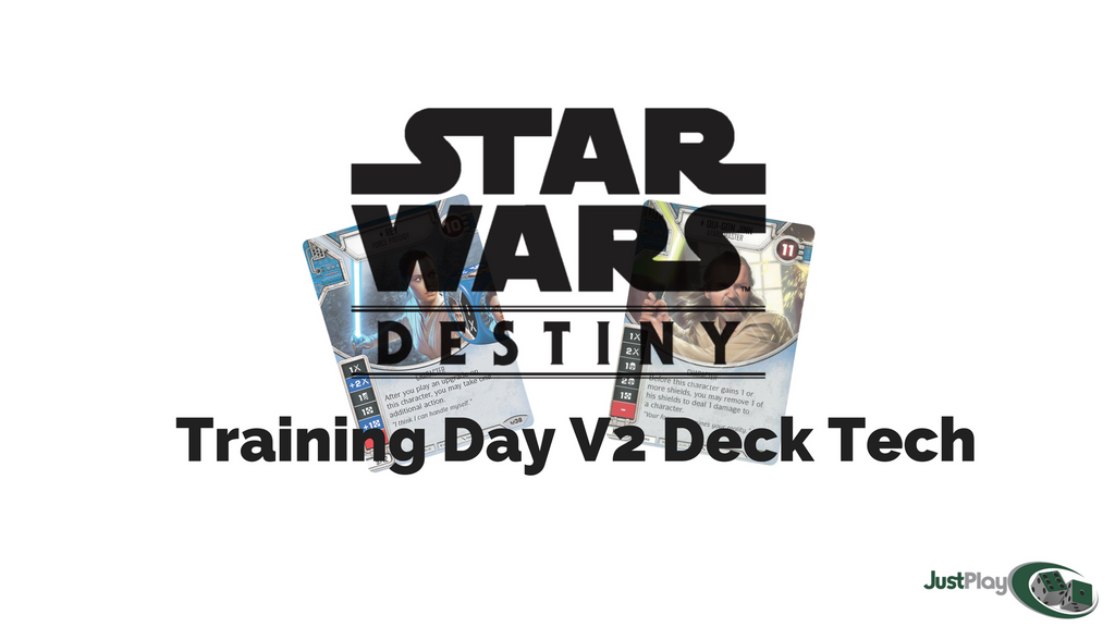 Training Day - Deck V2 Update