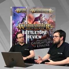 Battletome Review Hedonites of Slaanesh & Daughters of Khaine