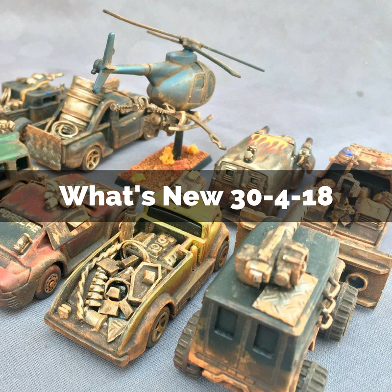 "What's New, Old, ""Borrowed"" and Blue - 5-08-18"
