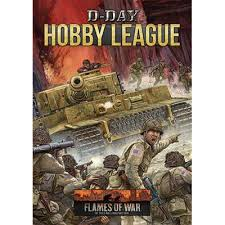 Flames of War Hobby League!