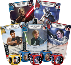 Star Wars: Destiny Analysis, Part 1: The Value of Dice