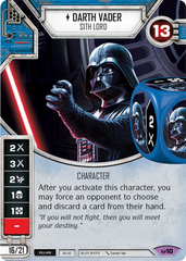 Star Wars: Destiny Analysis, Part 2: Villains