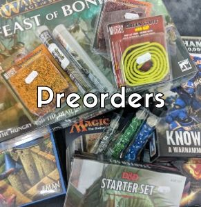 All Pre-orders