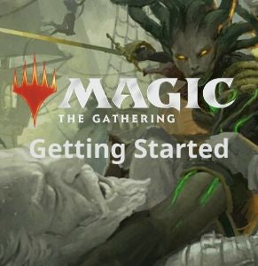 Magic the Gathering Getting Started