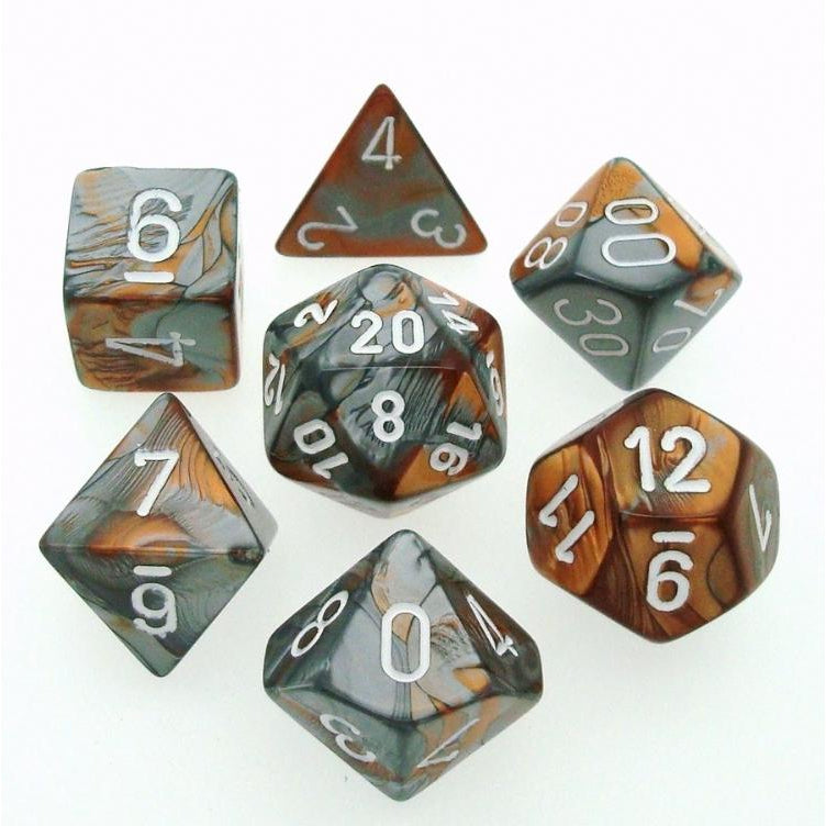 Gemini Poly Dice Set