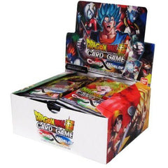 Dragon Ball Super Card Game: Cross Worlds B03 Booster Box