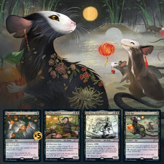 Secret Lair Drop Series: Year of the Rat (Magic: The Gathering limited edition set)