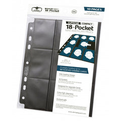 18-Pocket Compact Pages Mini American