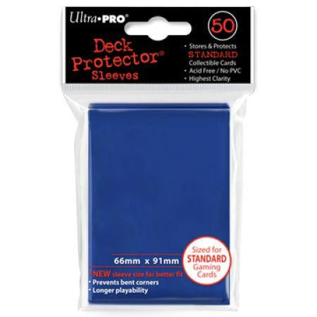 Ultra Pro Standard Sleeves Blue (50)