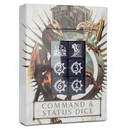 Age of Sigmar: Command Dice