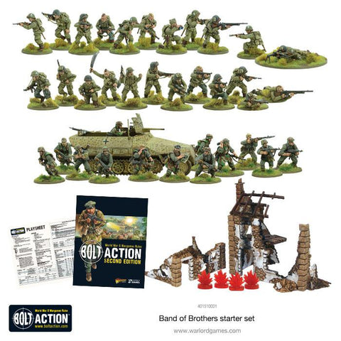 Band of Brothers Bolt Action Starter Set