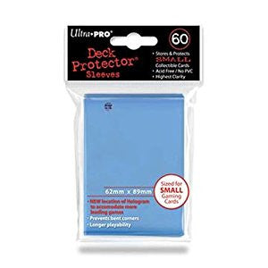 Ultra Pro Standard Sleeves Light Blue (50)